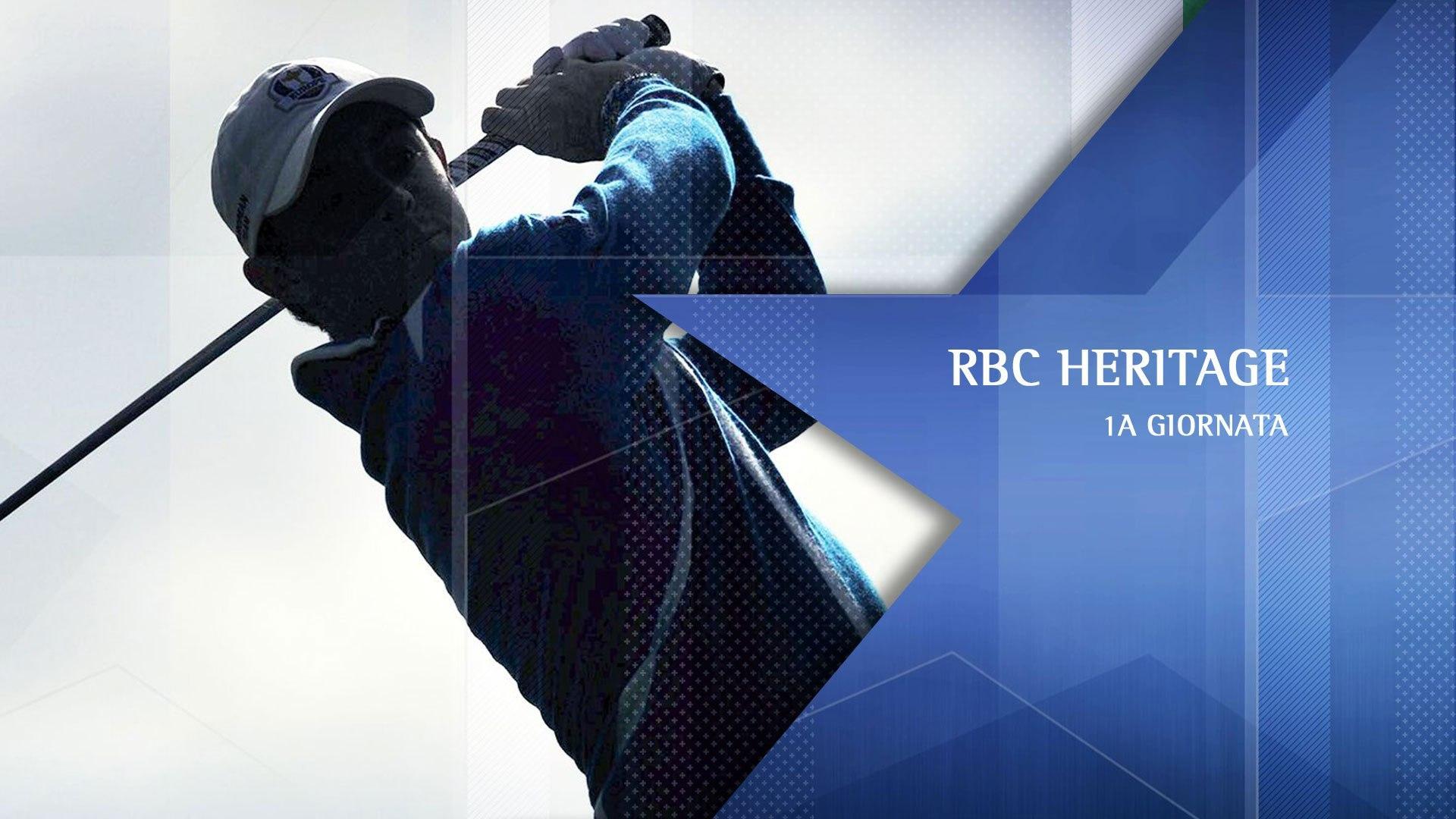 RBC Heritage. 1a g.